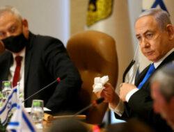 Upaya Penggulingan Netanyahu Melemah, Israel Konsentrasi Perang