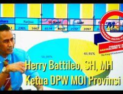DPW MOI Provinsi NTT Berikan Selamat Kepada Rihi Heke – Uly Kale