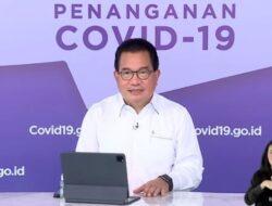 PPKM Darurat Diberlakukan Hasil Sudah Tampak, Kasus Harian Turun