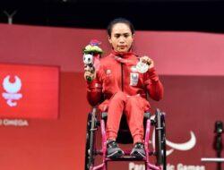 Medali Pertama Bagi Indonesia di Paralimpiade Tokyo 2020