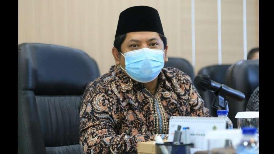 M Ali Ramdhani, Dirjen Pendidikan Islam Kementerian Agama RI. (Foto: Kemenag)