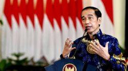 Presiden Jokowi minta libur natal tahun baru dikelola dengan baik. (Foto: Setpres)