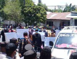 Aliansi PMST Desak Polisi, Jaksa dan DPRD Tuntaskan Kasus AOF Secara Hukum