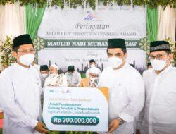 BSI dan Laznas BSMU Sinergi Tingkatkan SDM Pesantren untuk Pacu Ekosistem Halal
