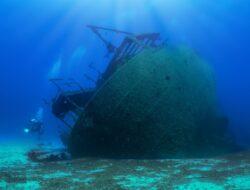 Bongkahan Diduga Kapal van der Wijck Ditemukan di Dasar Laut Lamongan