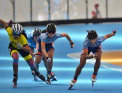 DKI Jakarta Juara Umum PON XX Cabang Olahraga Sepatu Roda