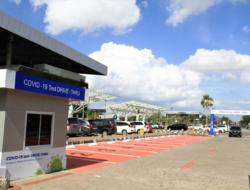 Hasil RT-PCR Cukup 3 Jam di Drive Thru Terminal 3 Bandara Soetta