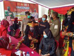 Kolaborasi Wujudkan Vaksinasi Bagi Masyarakat Adat Banyuwangi