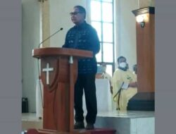 Wagub NTT : Terima Kasih Atas Pelayanan dan Pengabdian untuk Masyarakat Nusa Tenggara Timur